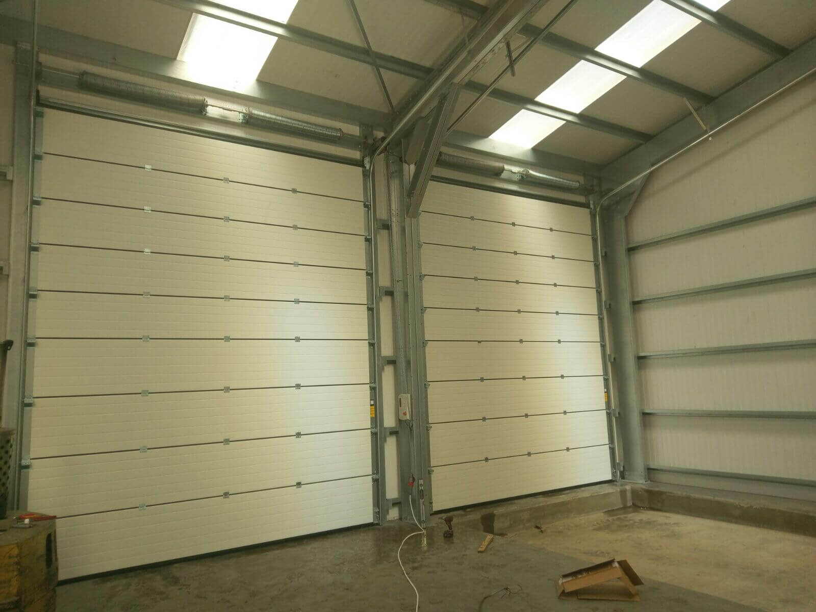 Interior Sectional Doors