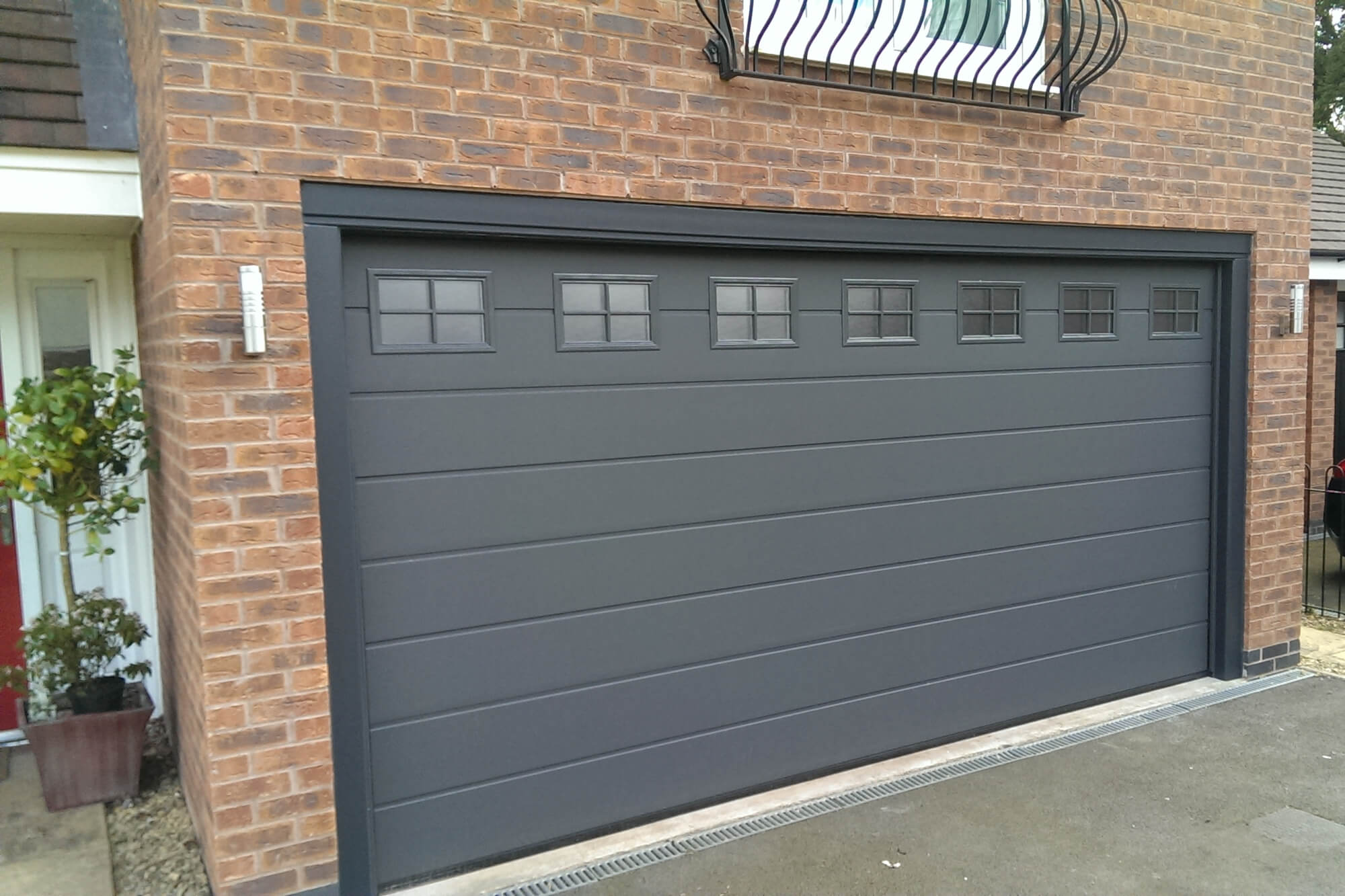 Are electric garage doors the perfect purchase blog for Two door garage