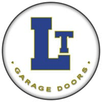 lt garage doors logo